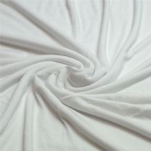 White - Viscose Elestane